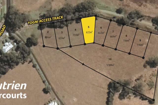 Lot 5/6-22 Togni Access Rd, Timboon VIC 3268