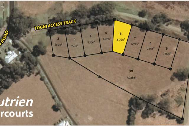 Lot 6/6-22 Togni Access Rd, Timboon VIC 3268