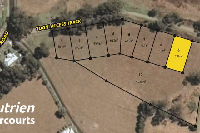 Lot 9/6-22 Togni Access Rd, Timboon VIC 3268