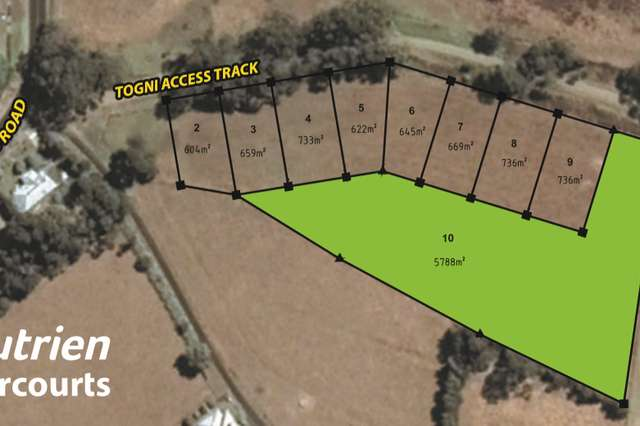 Lot 10/6-22 Togni Access Rd, Timboon VIC 3268
