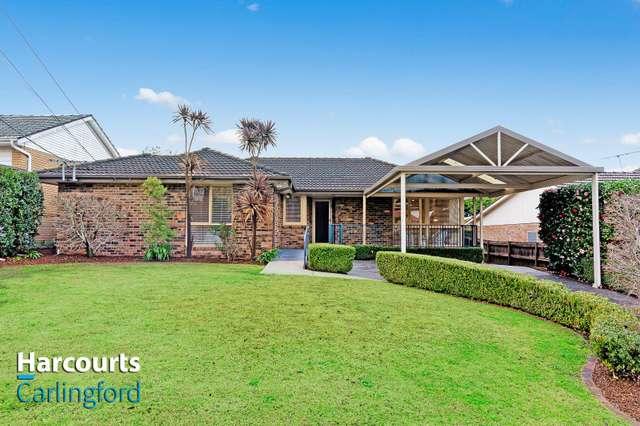 91 Balaka Drive, Carlingford NSW 2118