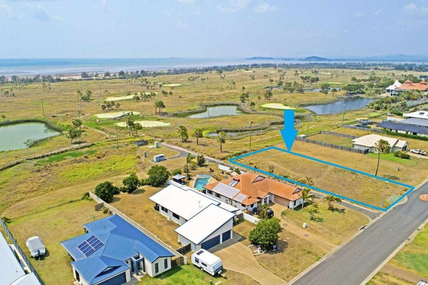 Main view of Homely residentialLand listing, 35 Monaco Drive, Zilzie QLD 4710