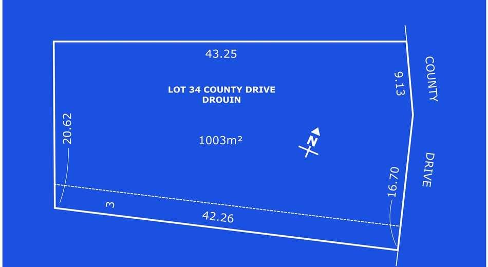 Lot 34 County Drive