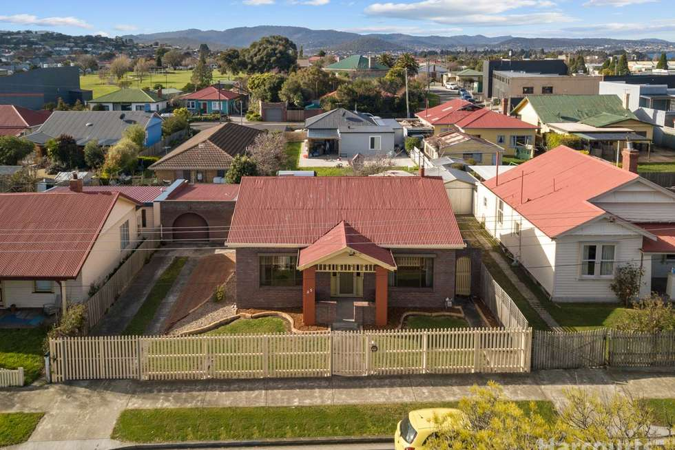 Second view of Homely house listing, 25 Gatehouse Street, Moonah TAS 7009