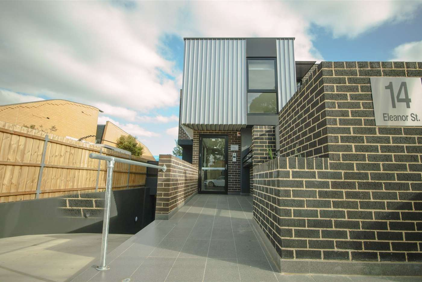 Main view of Homely apartment listing, 6/14 Eleanor Street, Footscray VIC 3011