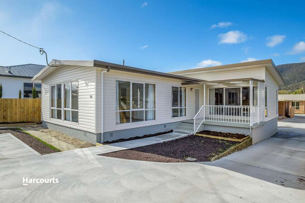Second view of Homely house listing, 1/88 Main Street, Huonville TAS 7109