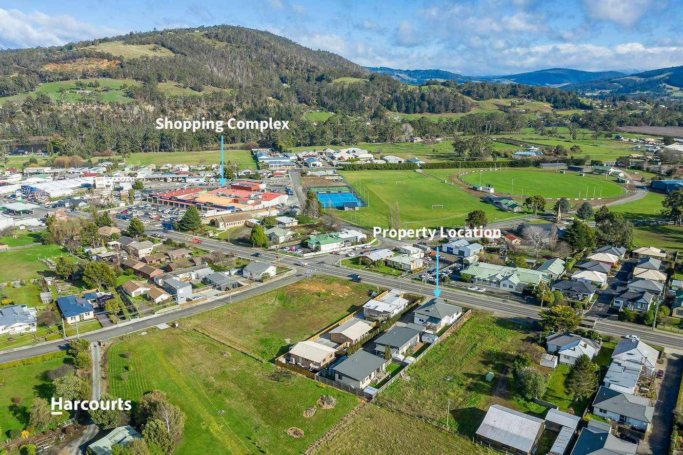 Sixth view of Homely house listing, 1/90 Main Street, Huonville TAS 7109
