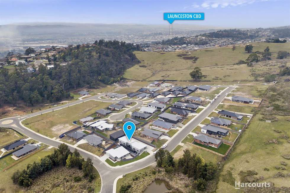 Third view of Homely unit listing, 2 & 3/13 Ridgeview Crescent, Riverside TAS 7250