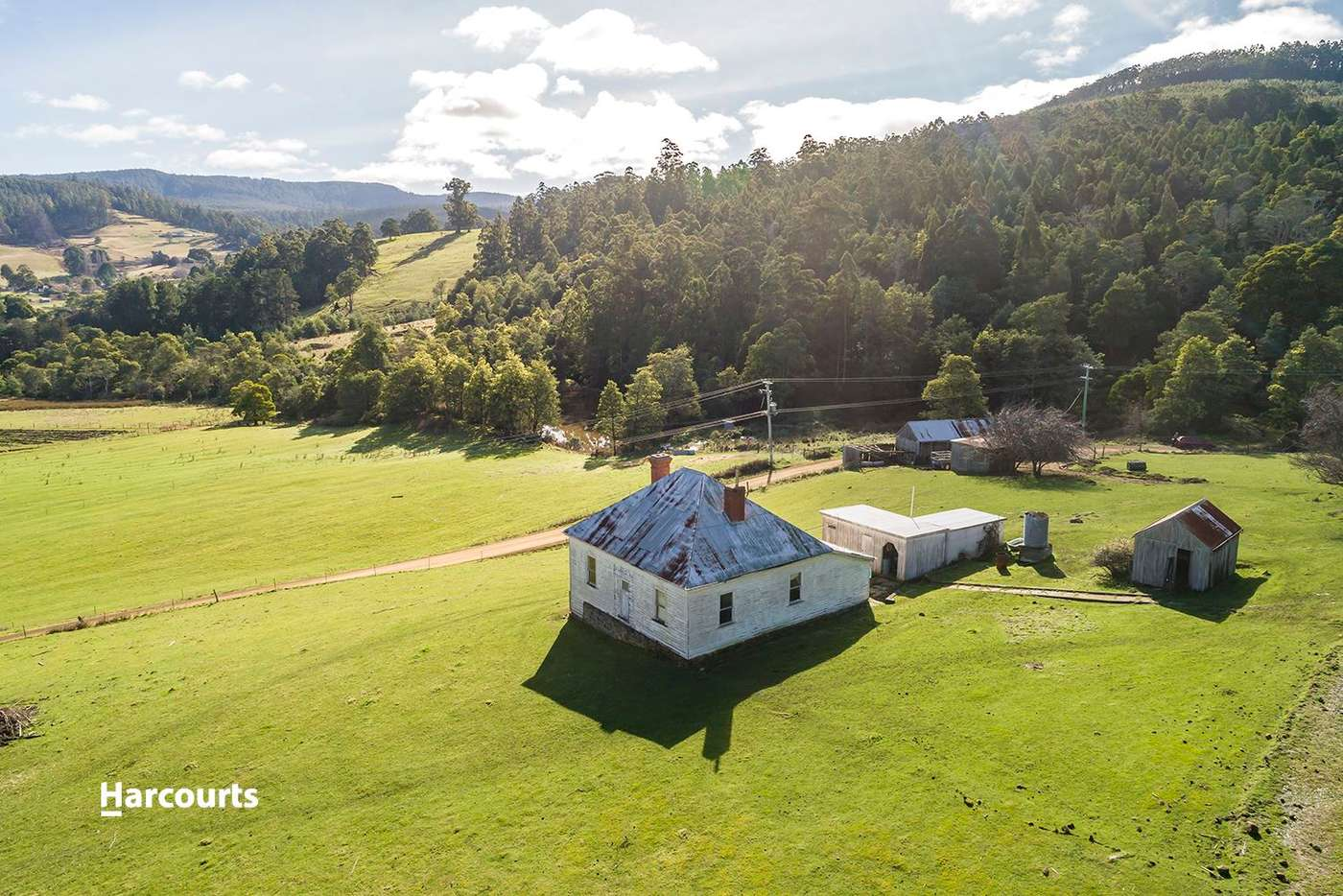 Main view of Homely house listing, 90 Harwoods Road, Geeveston TAS 7116