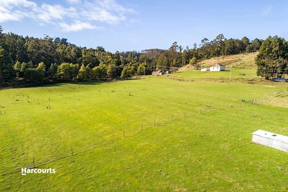 Second view of Homely house listing, 90 Harwoods Road, Geeveston TAS 7116