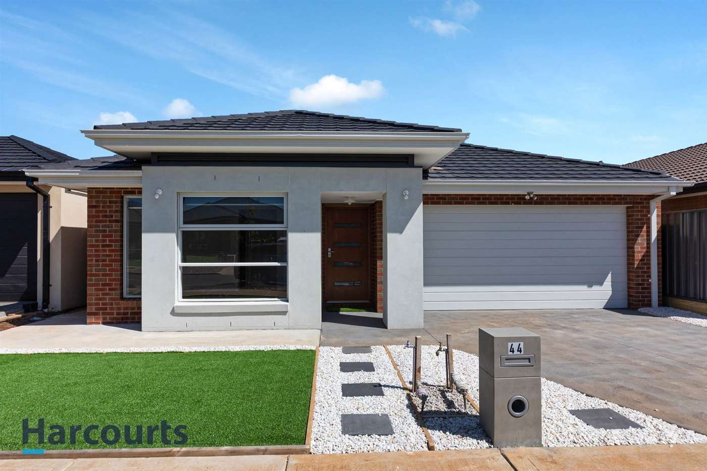 Main view of Homely house listing, 44 Arena Cct, Strathtulloh VIC 3338
