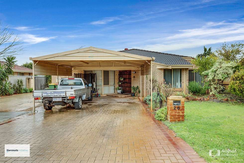 Fourth view of Homely house listing, 26 Sproxton Way, Embleton WA 6062