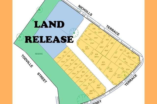 Lot 400 Nicholls Terrace