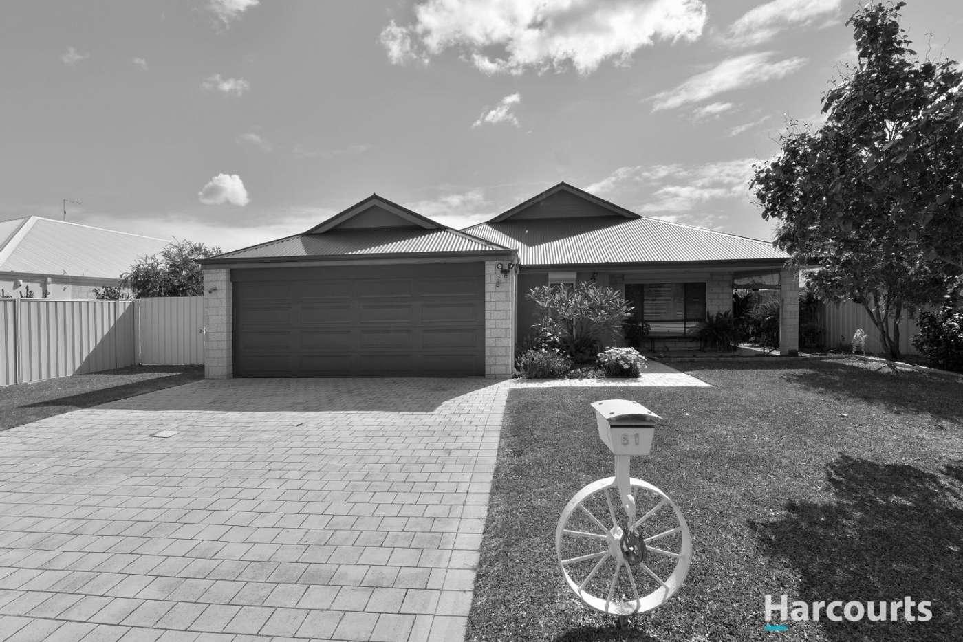 Main view of Homely house listing, 61 Nancarrow Way, Ravenswood WA 6208