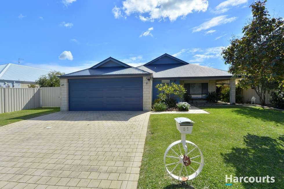 Second view of Homely house listing, 61 Nancarrow Way, Ravenswood WA 6208