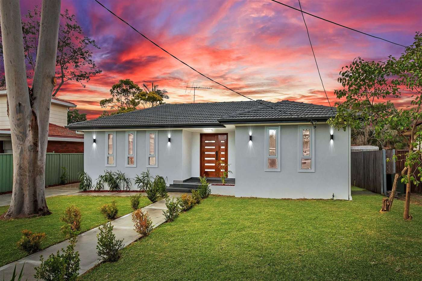 Main view of Homely house listing, 45 Curran Road, Marayong NSW 2148