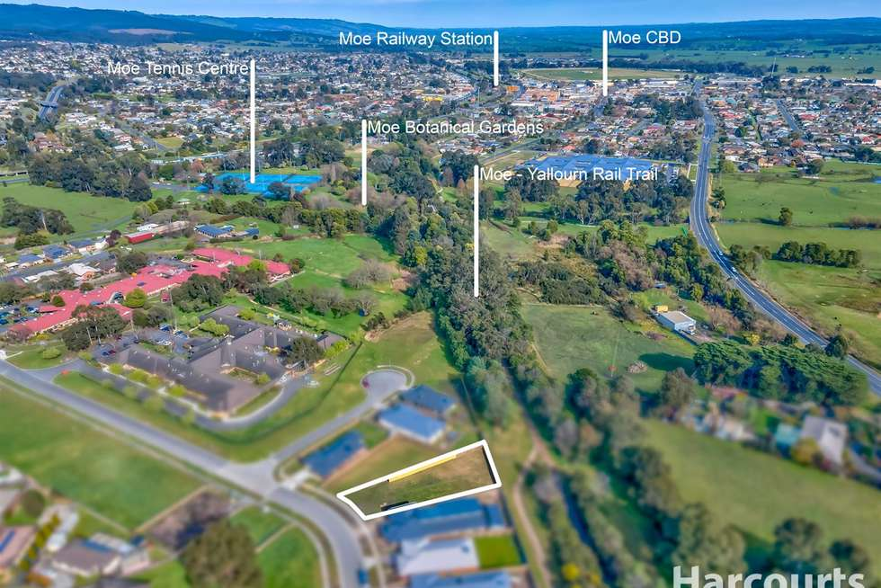 Second view of Homely residentialLand listing, 23 Amaroo Way, Newborough VIC 3825