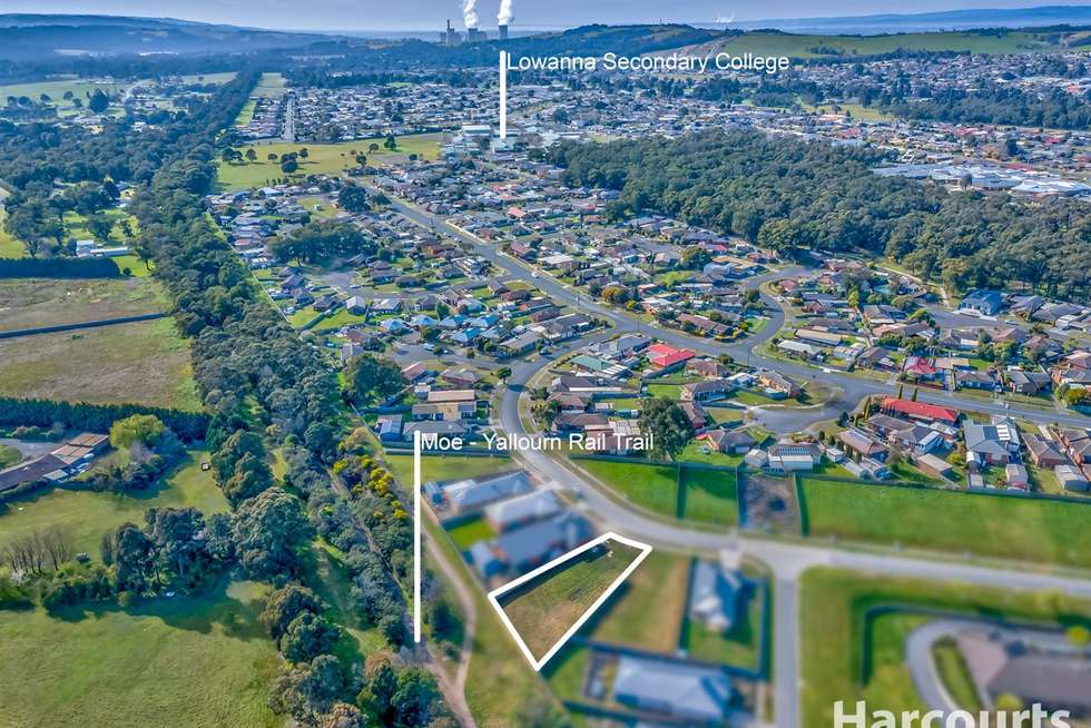 Third view of Homely residentialLand listing, 23 Amaroo Way, Newborough VIC 3825