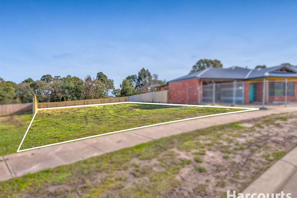 Fifth view of Homely residentialLand listing, 23 Amaroo Way, Newborough VIC 3825