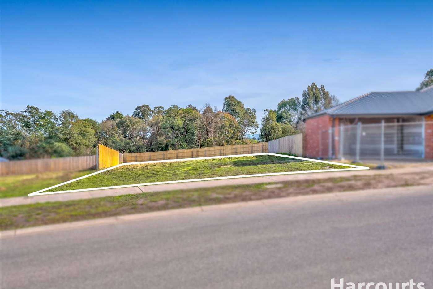 Sixth view of Homely residentialLand listing, 23 Amaroo Way, Newborough VIC 3825