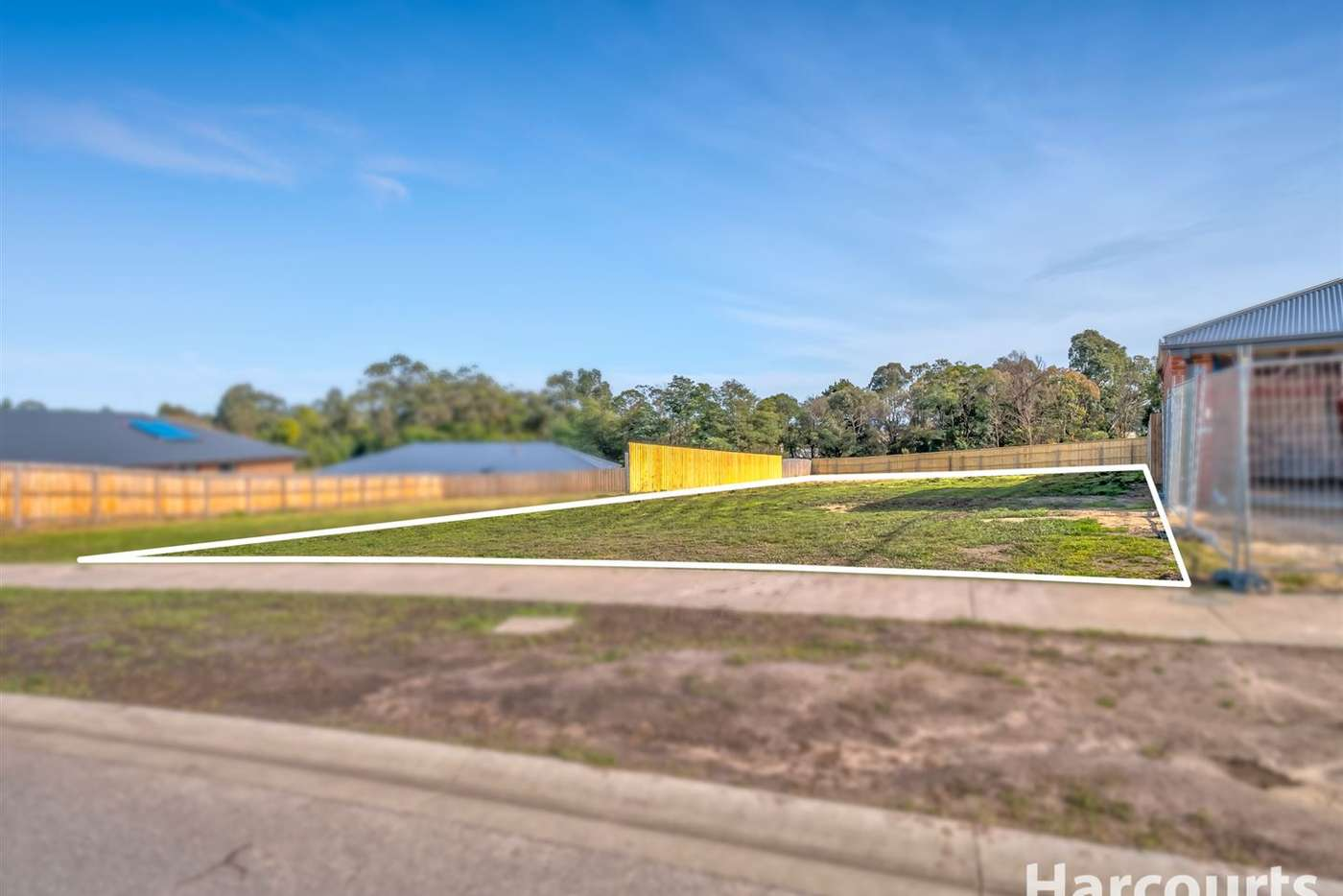 Seventh view of Homely residentialLand listing, 23 Amaroo Way, Newborough VIC 3825