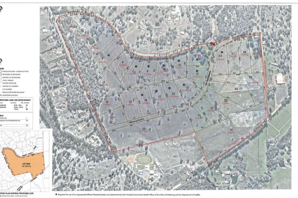 Fifth view of Homely residentialLand listing, Lot 2 Maine- Anjou Drive, Lower Chittering WA 6084