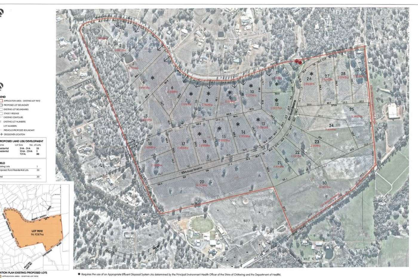 Sixth view of Homely residentialLand listing, Lot 4 Maine-Anjou Drive, Lower Chittering WA 6084