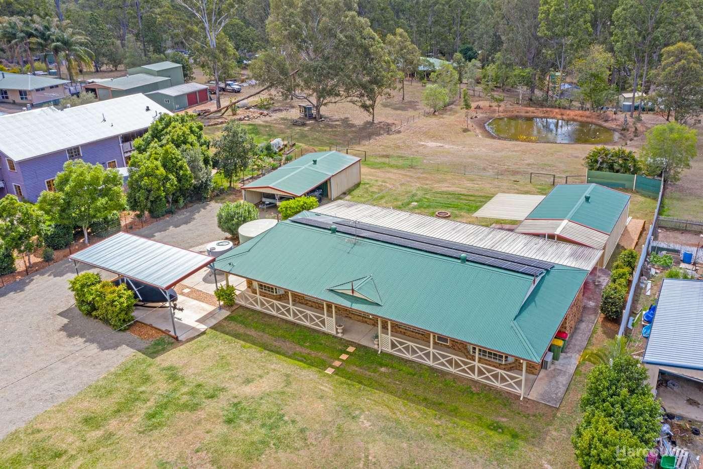 Main view of Homely house listing, 135-137 Cedar Grove Road, Cedar Grove QLD 4285