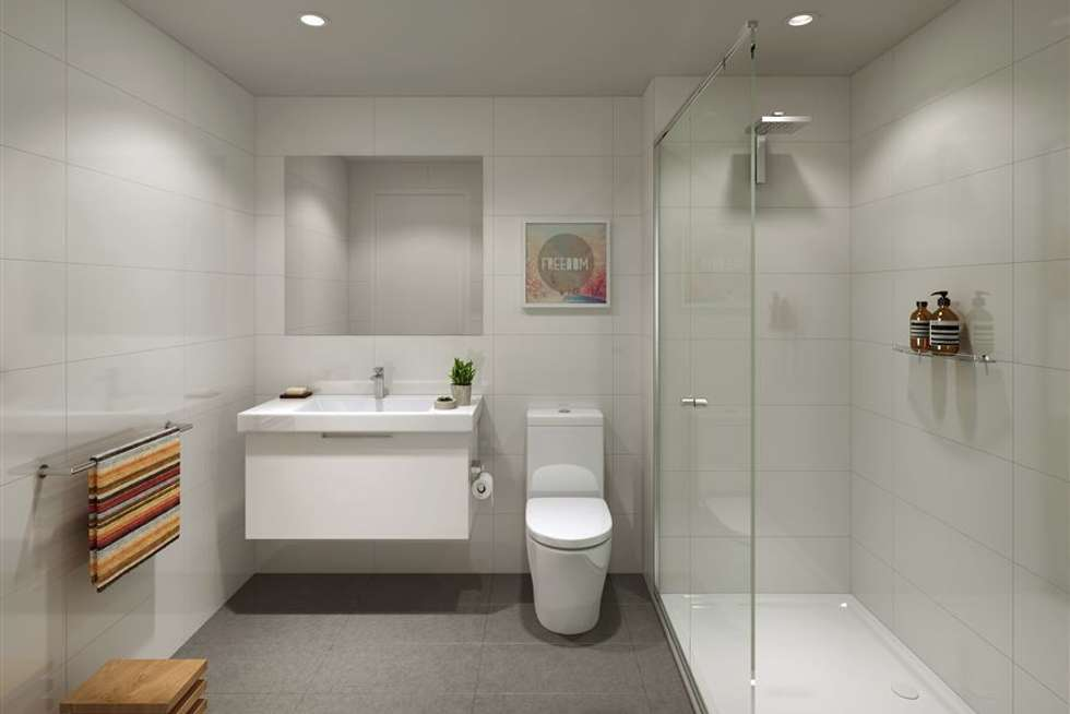 Second view of Homely apartment listing, 105/130 Wellington Road, Clayton VIC 3168