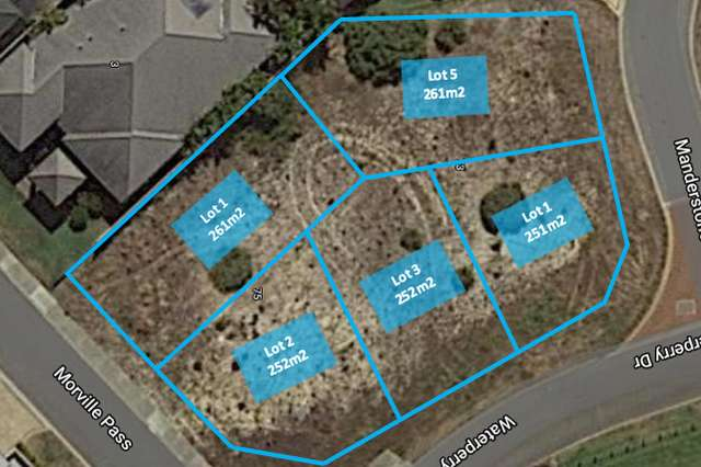 73/75 Proposed 5Lots Waterperry Drive, Canning Vale WA 6155