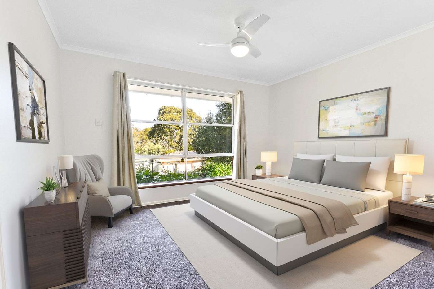 Fifth view of Homely house listing, 17 Musgrave Avenue, Aberfoyle Park SA 5159