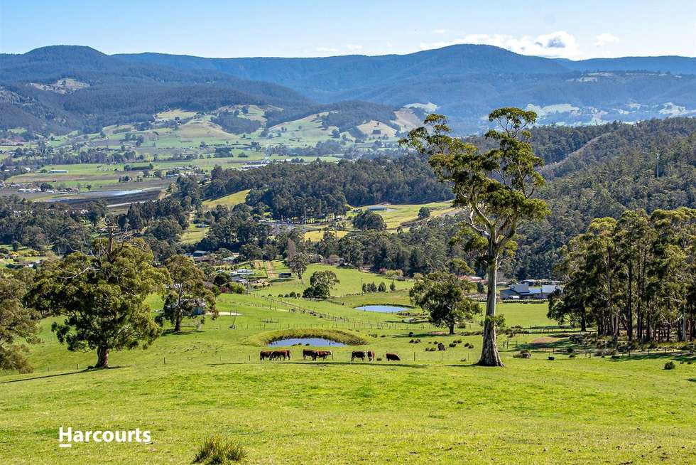 Second view of Homely residentialLand listing, Lot 3 Knights Road, Huonville TAS 7109