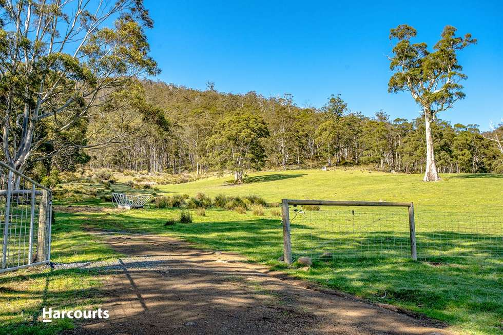 Third view of Homely residentialLand listing, Lot 3 Knights Road, Huonville TAS 7109