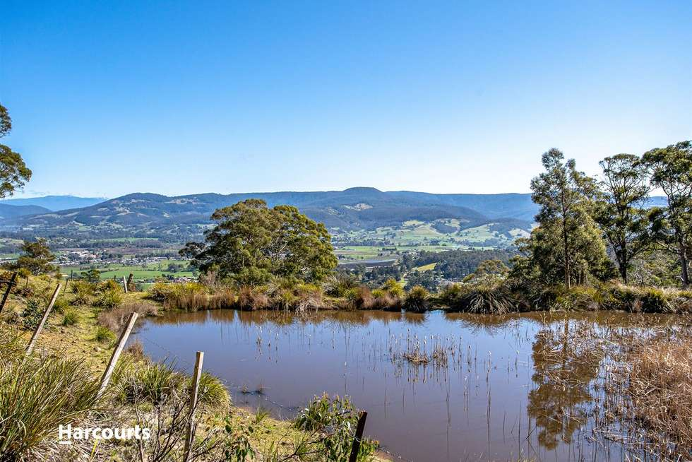 Fifth view of Homely residentialLand listing, Lot 3 Knights Road, Huonville TAS 7109