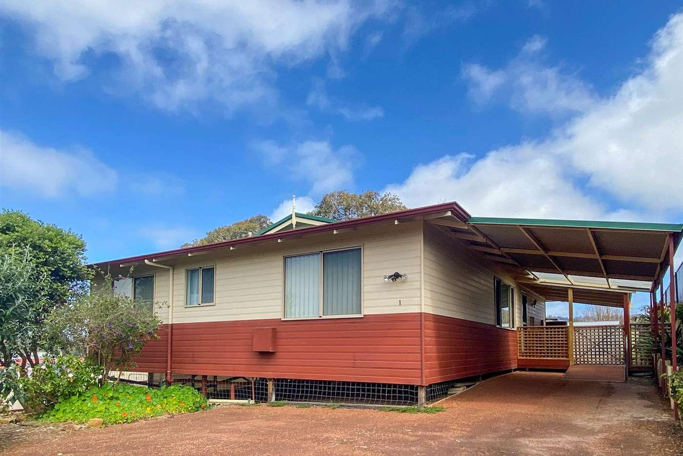 Main view of Homely house listing, 1 Russell Rise, Denmark WA 6333