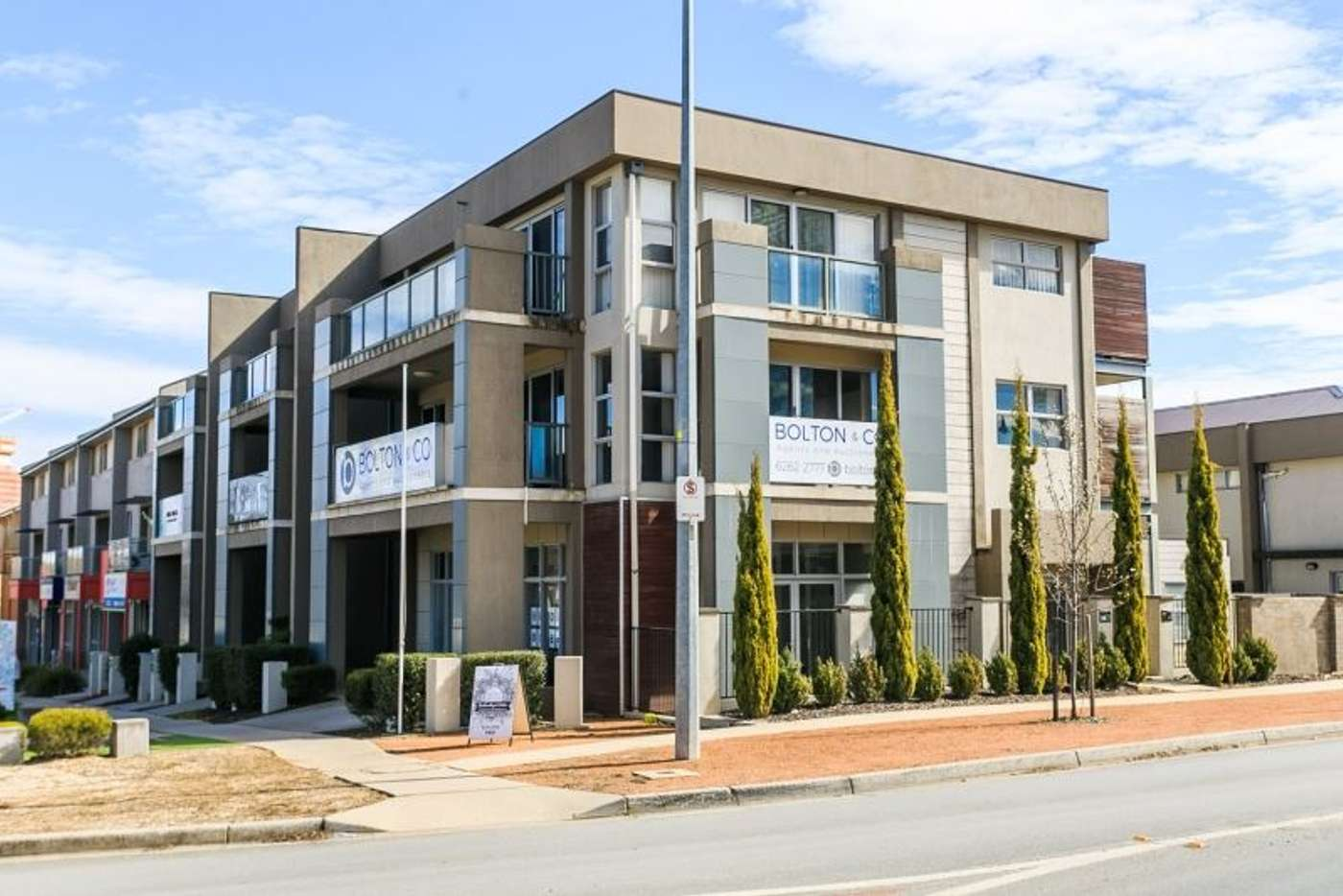 Main view of Homely unit listing, 111B Anthony Rolfe Avenue, Gungahlin ACT 2912