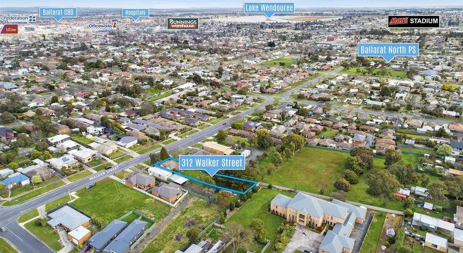 312 Walker Street, Ballarat North VIC 3350