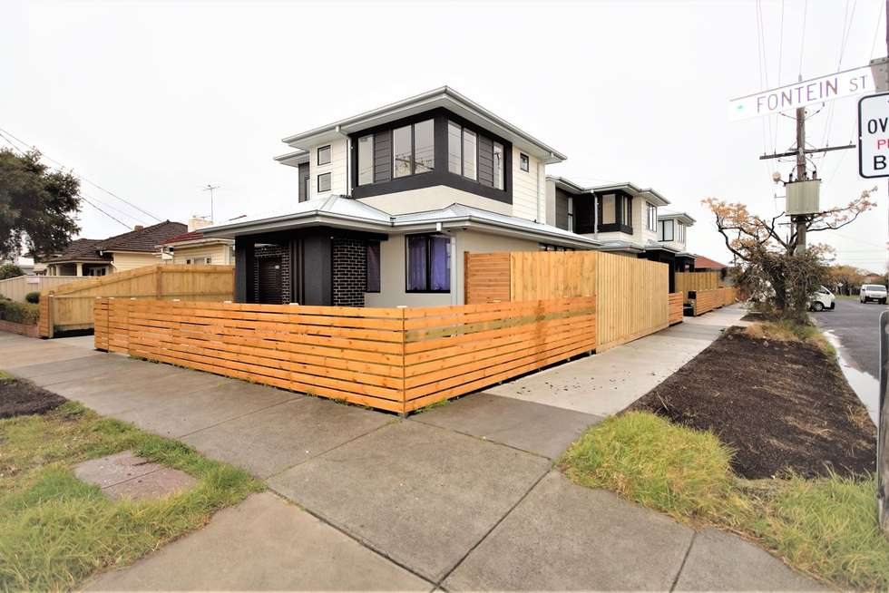Second view of Homely townhouse listing, 23 Fontein St, West Footscray VIC 3012