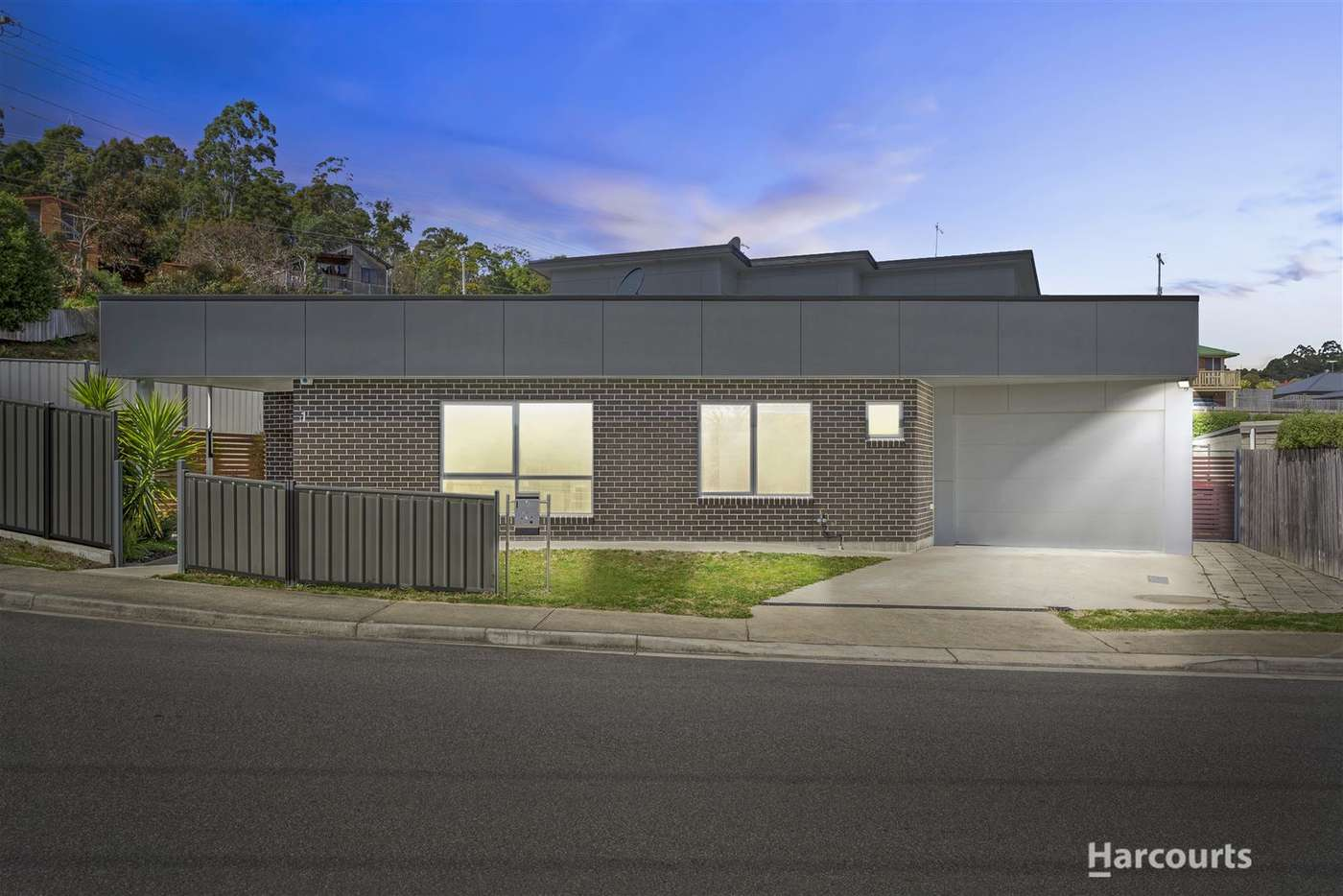 Main view of Homely villa listing, 1 Rankine Street, Riverside TAS 7250