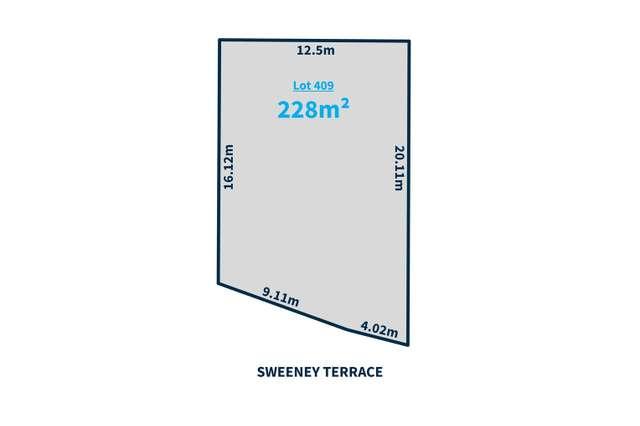 Lot 409 Sweeney Terrace, Woodville West SA 5011
