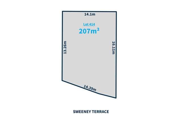 Lot 414 Sweeney Terrace, Woodville West SA 5011