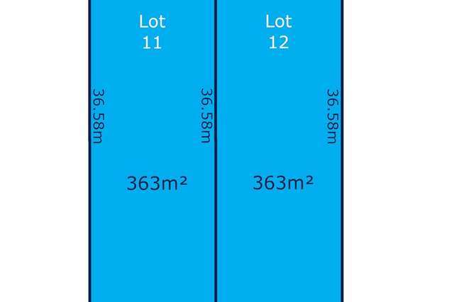 Lot 11 & 12 209 O'Sullivan Beach Road, Morphett Vale SA 5162