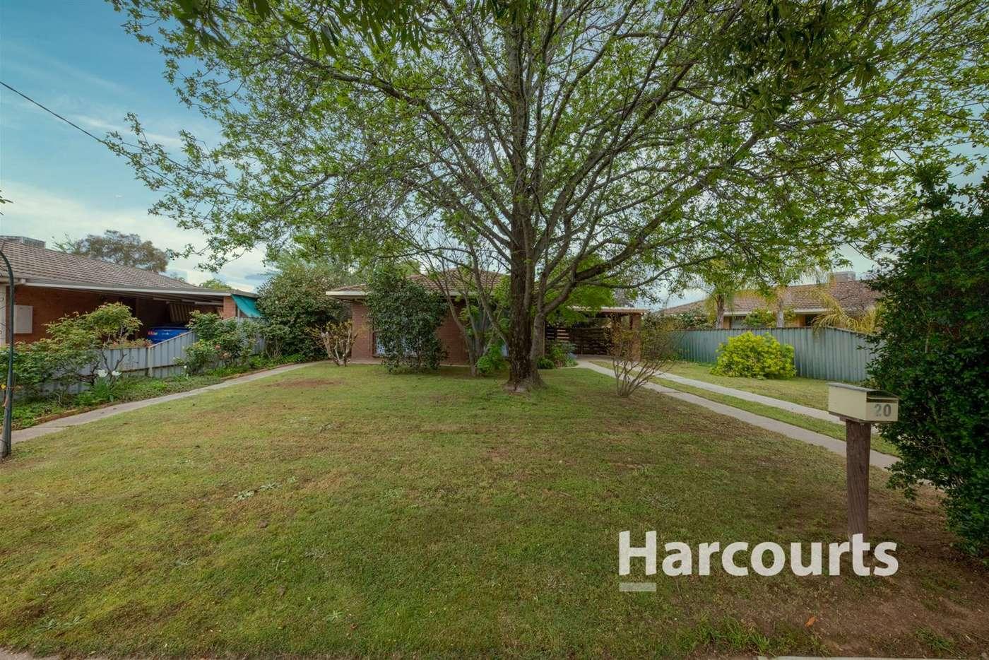 Main view of Homely house listing, 20 Donovan Drive, Wangaratta VIC 3677