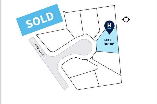 Lot 5 Cambridge Estate, Cambridge TAS 7170