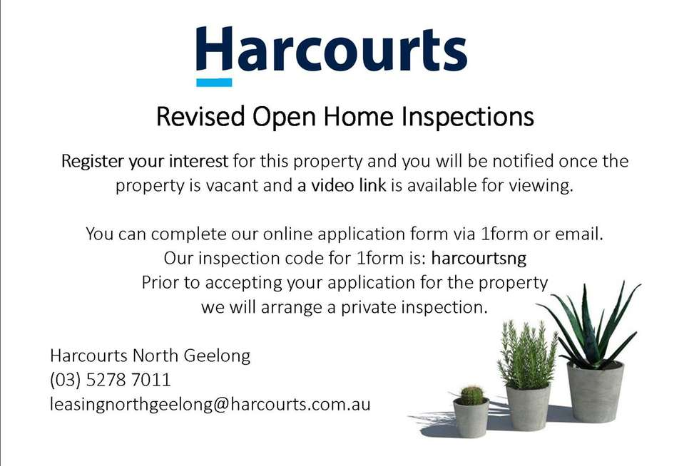 Second view of Homely townhouse listing, 3/22 Myrtle Grove, North Shore VIC 3214
