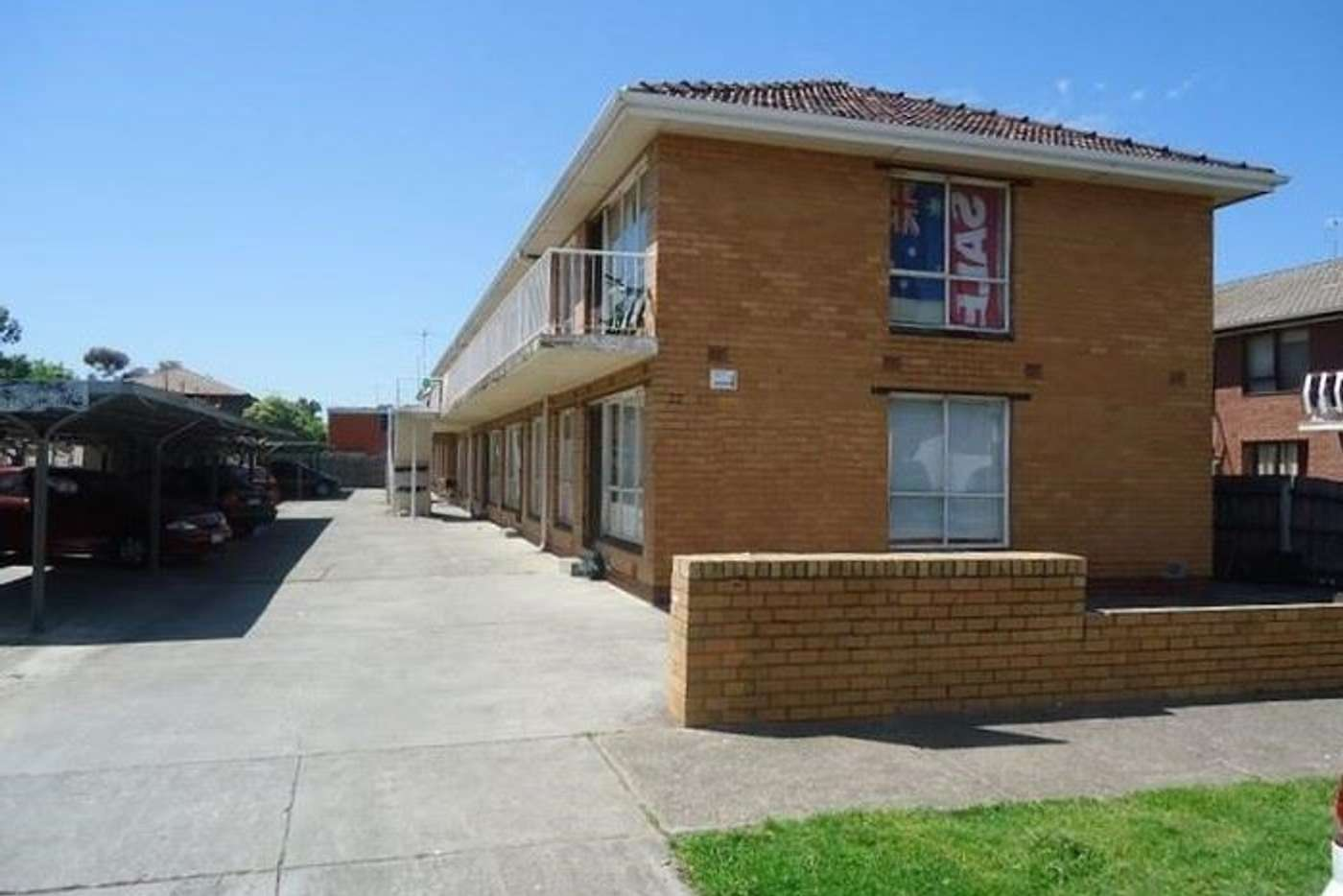 Main view of Homely apartment listing, 1/22 Empire Street, Footscray VIC 3011