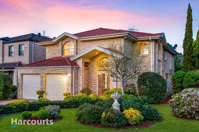 10 Hadlow Close, Beaumont Hills NSW 2155