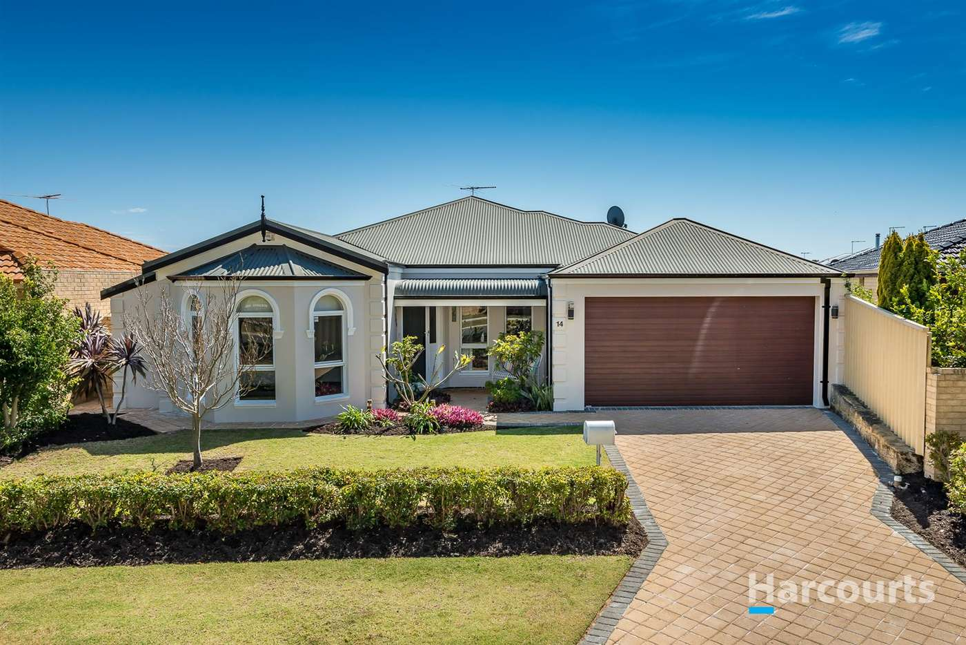 Main view of Homely house listing, 14 Stormbird Loop, Currambine WA 6028