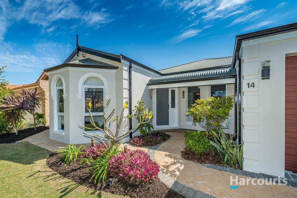 Second view of Homely house listing, 14 Stormbird Loop, Currambine WA 6028