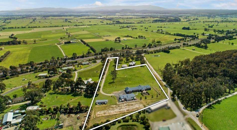 311 Mountain Glen Drive, Trafalgar East VIC 3824
